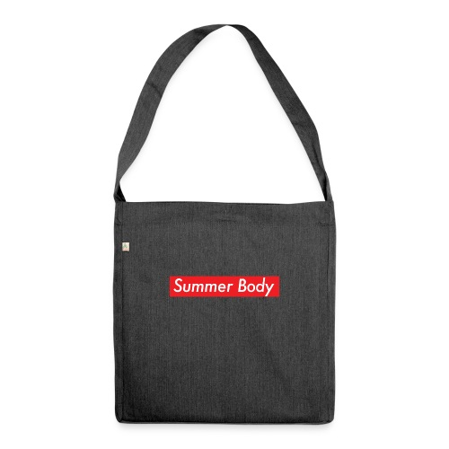 Summer Body - Sac bandoulière 100 % recyclé