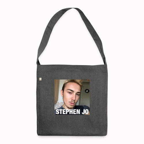 Stephen Jo Merchandise - Shoulder Bag made from recycled material