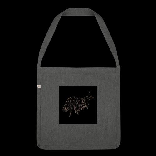 -Logo Qrust- - Sac bandoulière 100 % recyclé