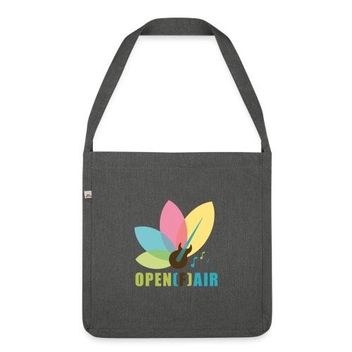 OPEN(F)AIR Baby BIO Lätzchen - Schultertasche aus Recycling-Material