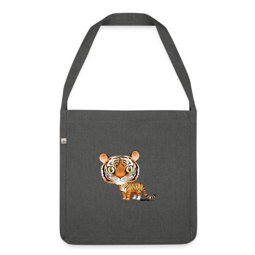 Tiger - Skulderveske av resirkulert materiale
