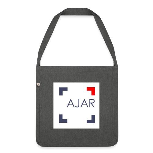 AJAR Logo - Sac bandoulière 100 % recyclé