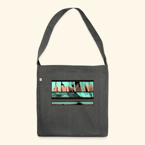 Slur-F06 - Shoulder Bag made from recycled material