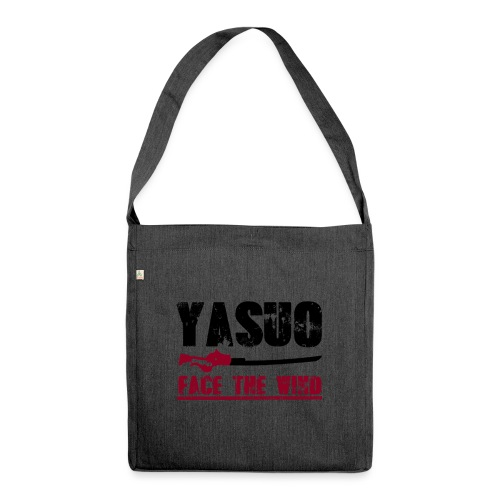 Yasuo Main - Schultertasche aus Recycling-Material