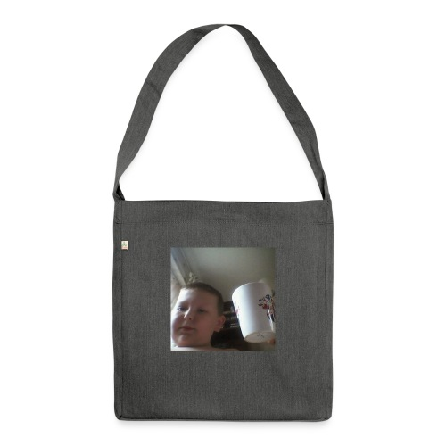 photo - Shoulder Bag made from recycled material