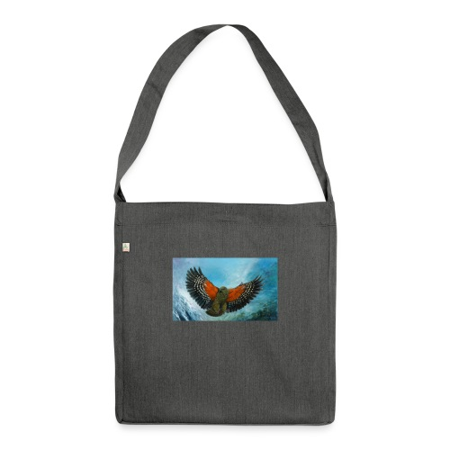 123supersurge - Shoulder Bag made from recycled material