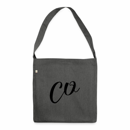 C. Oldenbourg - Schultertasche aus Recycling-Material