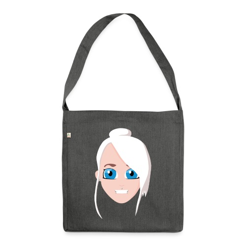 Nina - Schultertasche aus Recycling-Material