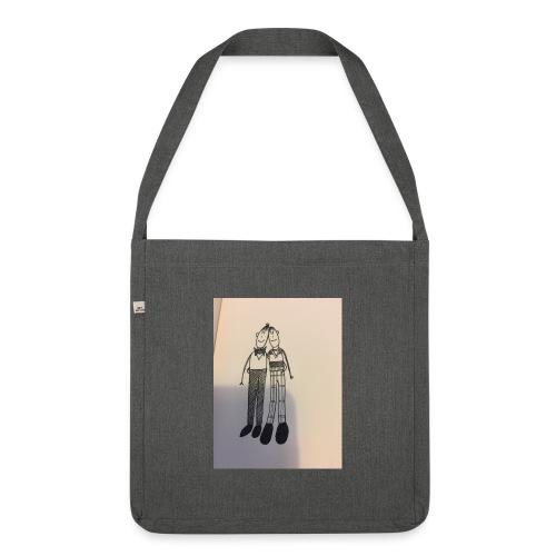7BFBE9BF E4E5 4C03 BA70 85DE974A6292 - Shoulder Bag made from recycled material