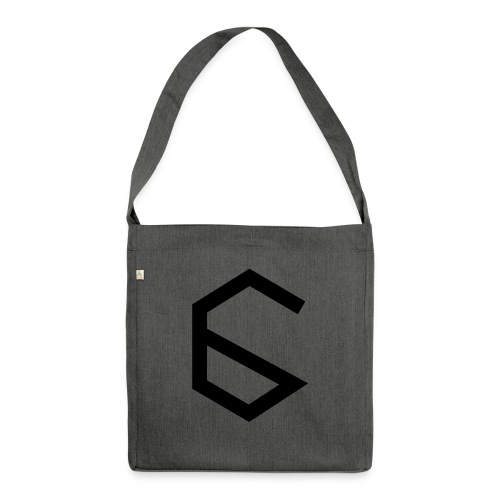 6 - Shoulder Bag made from recycled material