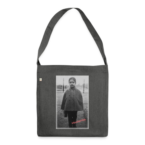 Little Hopper transparent - Shoulder Bag made from recycled material