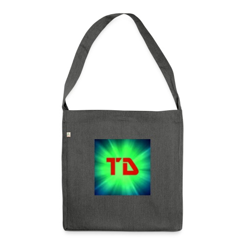 trikdays - Shoulder Bag made from recycled material