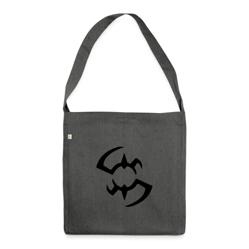 Crest of Gautier - FE3H - Shoulder Bag made from recycled material