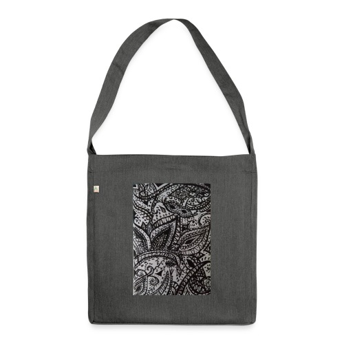 henna - Shoulder Bag made from recycled material