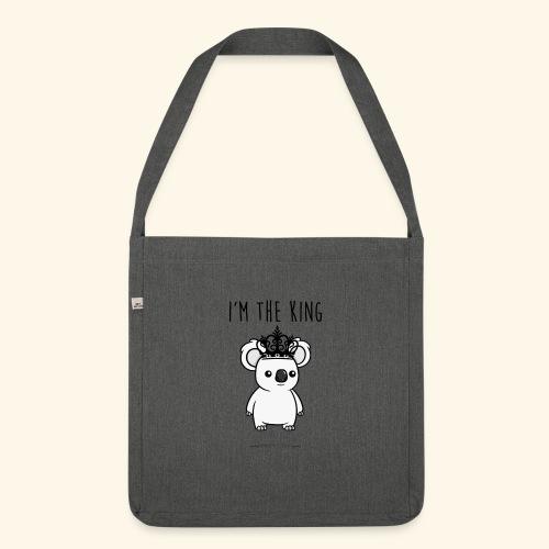 Koala king - Sac bandoulière 100 % recyclé