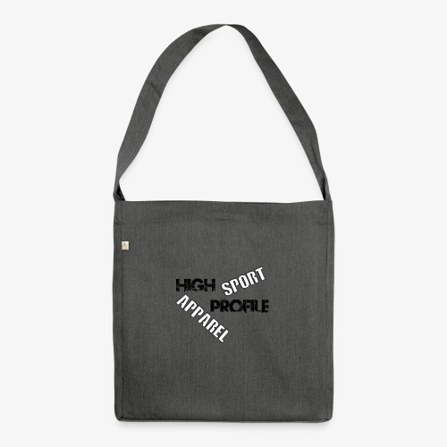 HIGH PROFILE SPORT - Shoulder Bag made from recycled material