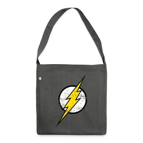DC Comics Justice League Flash Logo - Schultertasche aus Recycling-Material