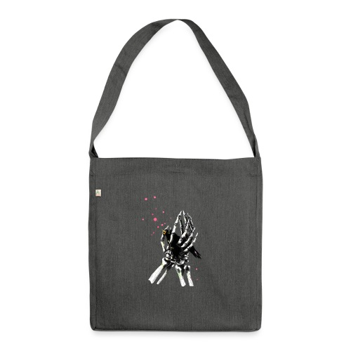 prisoner of love - Shoulder Bag made from recycled material