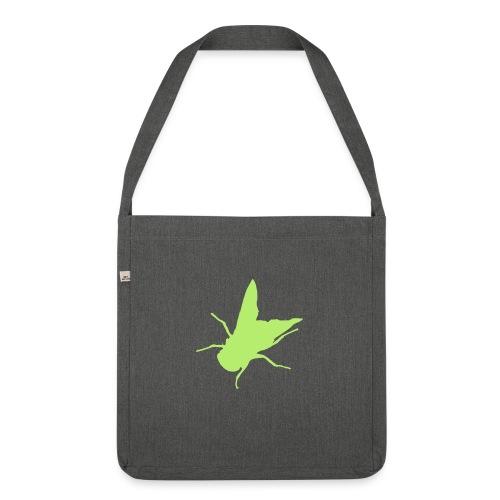 fliege - Schultertasche aus Recycling-Material