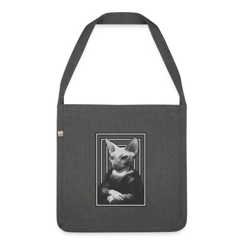 CAT LISA - Bandolera de material reciclado