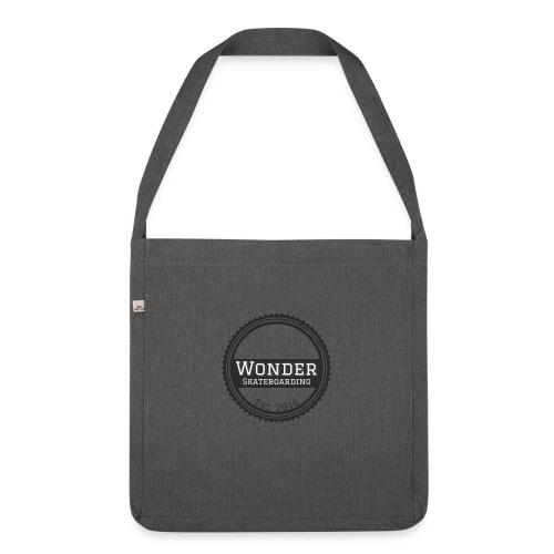 Wonder Longsleeve - round logo - Skuldertaske af recycling-material
