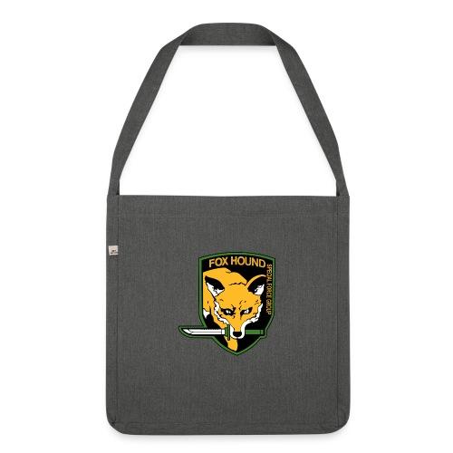 Fox Hound Special Forces - Olkalaukku kierrätysmateriaalista