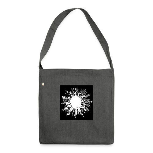 sun1 png - Shoulder Bag made from recycled material