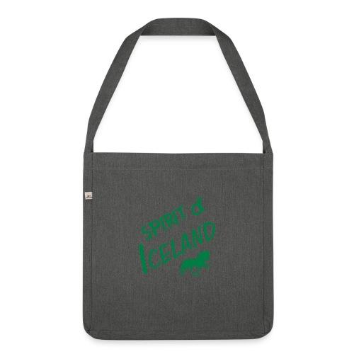 4gaits ruecken - Schultertasche aus Recycling-Material