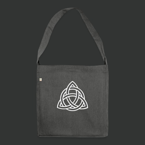 Celtic Knot — Celtic Circle - Shoulder Bag made from recycled material