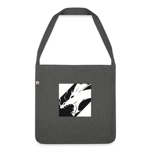 Dragon White Mok - Schoudertas van gerecycled materiaal