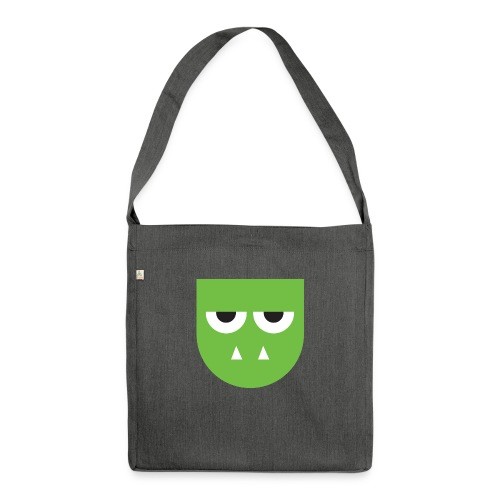 Troldehær - Shoulder Bag made from recycled material