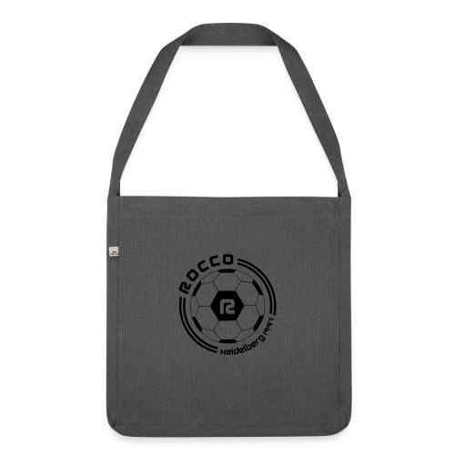R WAPPEN SW - Schultertasche aus Recycling-Material