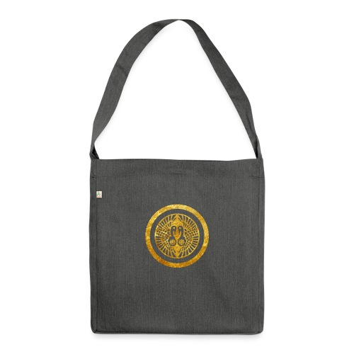 Ikko Ikki Mon Japanese clan - Shoulder Bag made from recycled material