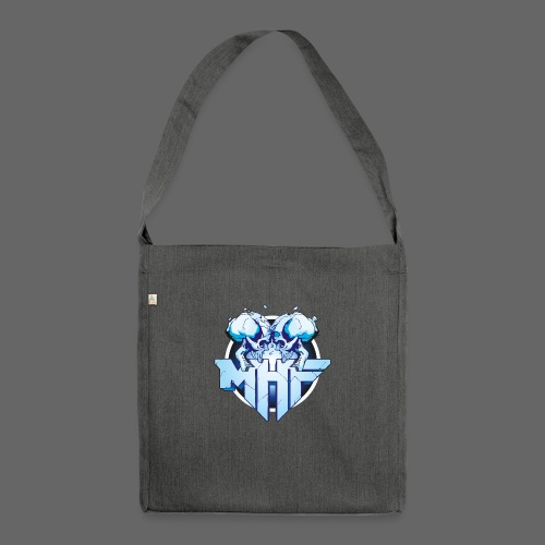 MHF New Logo - Shoulder Bag made from recycled material