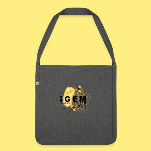 Logo - shirt women - Schoudertas van gerecycled materiaal