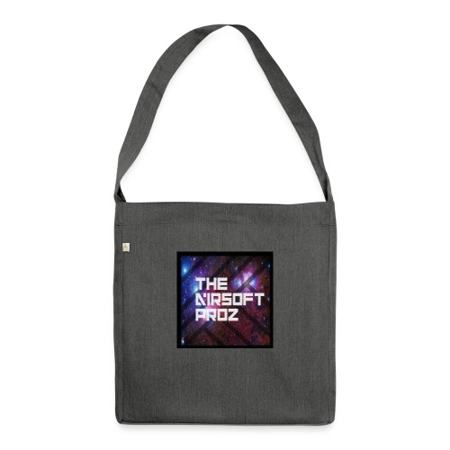 TheAirsoftProz Galaxy Mens Long Sleeve - Shoulder Bag made from recycled material