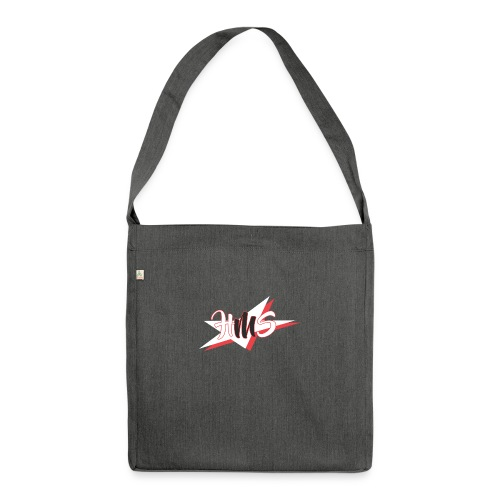 3 - Shoulder Bag made from recycled material