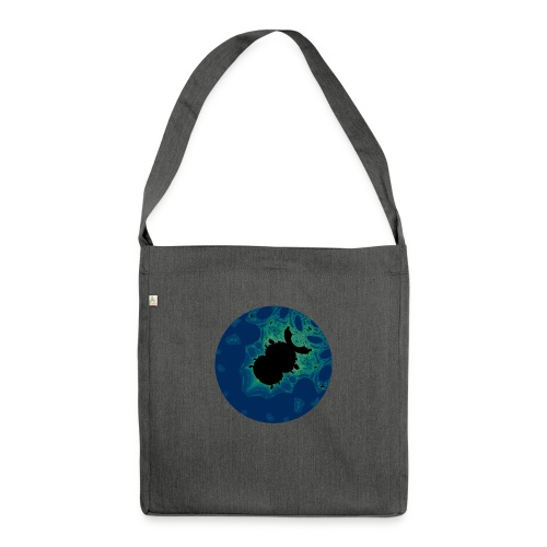 Lace Beetle - Shoulder Bag made from recycled material