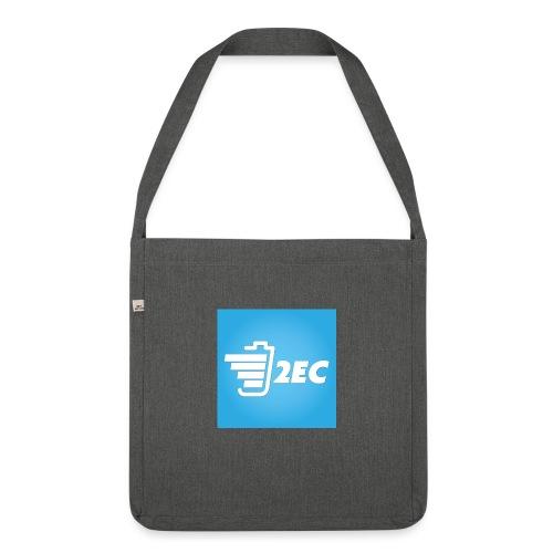 2EC Kollektion 2016 - Schultertasche aus Recycling-Material
