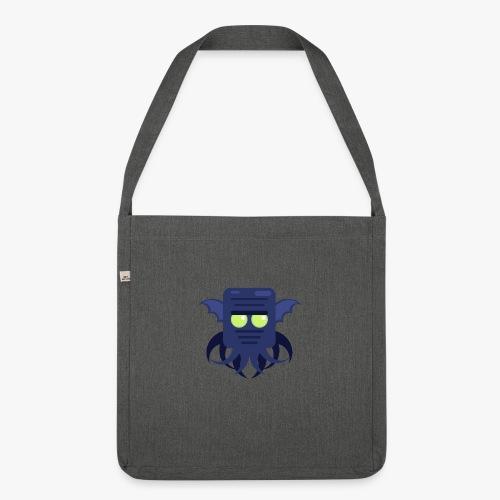 Mini Monsters - Cthulhu - Skuldertaske af recycling-material