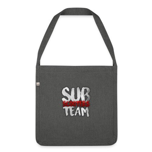 Sub scooters Team - Schoudertas van gerecycled materiaal