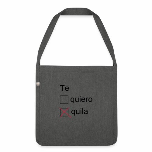 tequila - Sac bandoulière 100 % recyclé