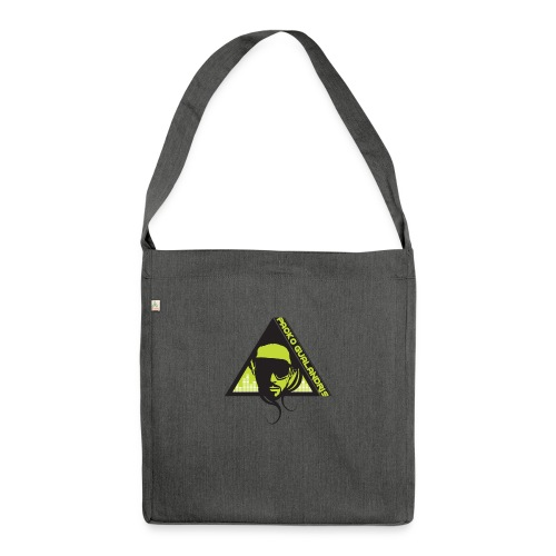 PACKO LOGO 2017 RGB PNG - Shoulder Bag made from recycled material