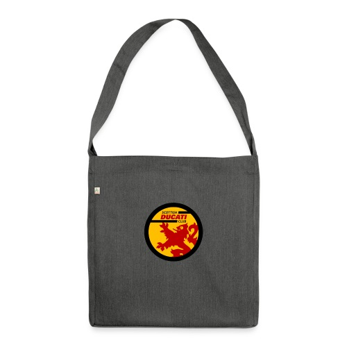 GIF logo - Shoulder Bag made from recycled material