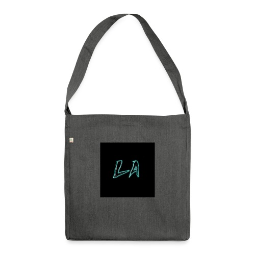 LA 2.P - Shoulder Bag made from recycled material