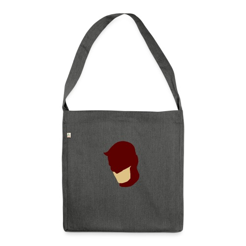 Daredevil Simplistic - Shoulder Bag made from recycled material