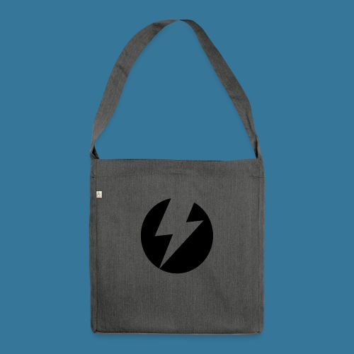 BlueSparks - Inverted - Shoulder Bag made from recycled material