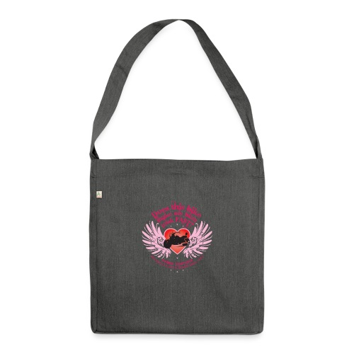 Kabes Fast Bum T-Shirt - Shoulder Bag made from recycled material