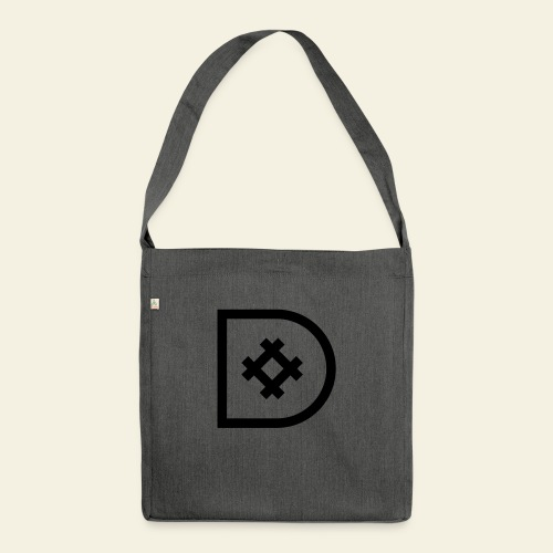 Icona de #ildazioètratto - Borsa in materiale riciclato
