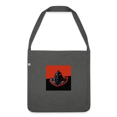 DeF Clan logo - Skulderveske av resirkulert materiale